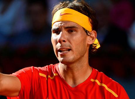 Rafael Nadal'a Büyük Onur