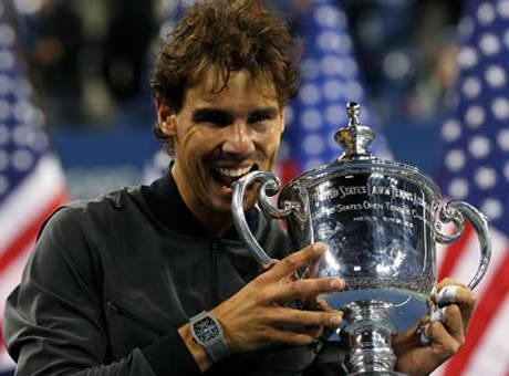 Amerika'nın Kralı Rafael Nadal!