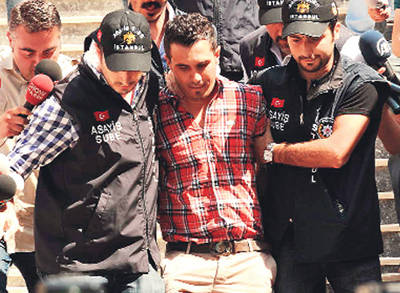 'Palalı' Sabri Serbest Bırakıldı