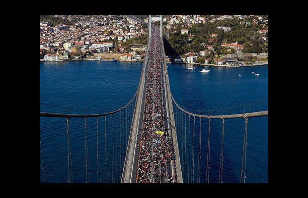 İstanbul Maratonu başladı
