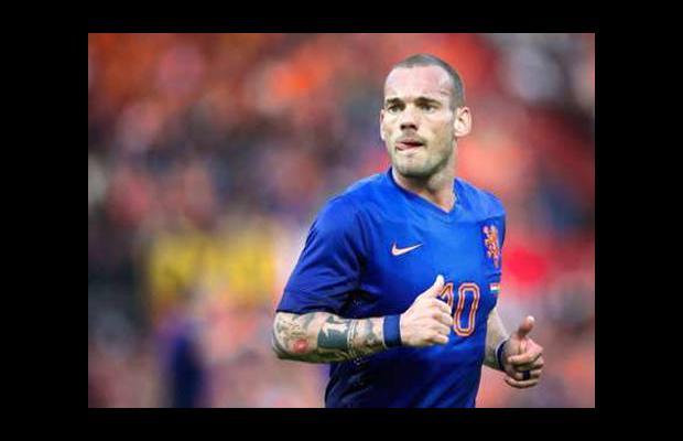 Hollanda kupayı kazanırsa Sneijder...