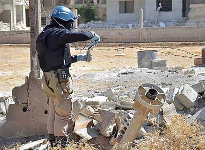 ABD'den Suriye'ye 'Delil Karartma' Suçlaması