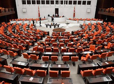 TBMM Genel Kurul Salonu'na 'Gerginlik' Ayarı