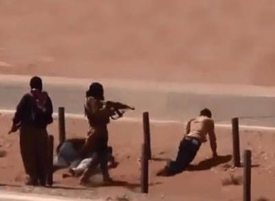 Ortadoğu'dan Şok Görüntüler