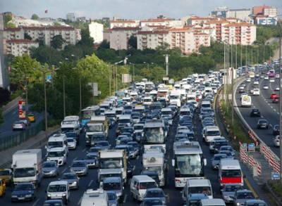 İstanbul'da Yarın Kapatılacak Yollar