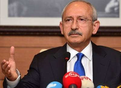 Kılıçdaroğlu: Sarıgül Gelirse Onur Duyarım