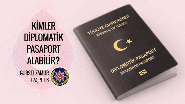 Diplomatik pasaport nedir? Özellikleri nelerdir?