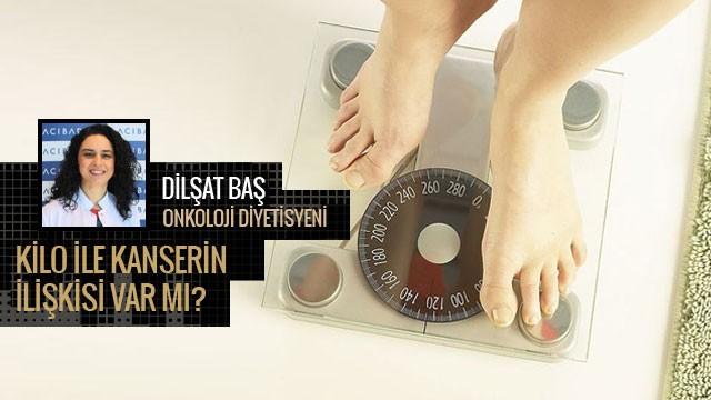 Kolon kanseri ile fazla kilonun ilişkisi nedir?
