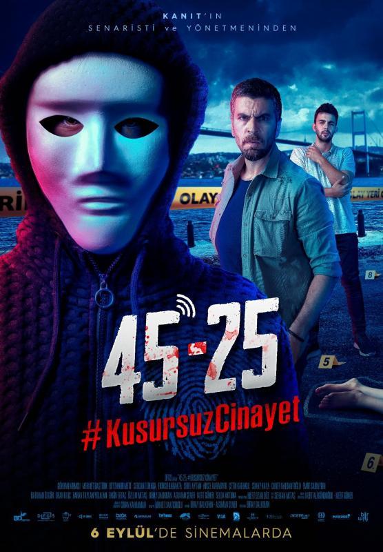 45 25 #KusursuzCinayet