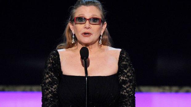 Yıldız Savaşları filminin (Star Wars) ünlü oyuncusu Carrie Fisher, Londra'dan ABD'nin Los Angeles kentine giden uçakta ağır bir kalp krizi geçirdi. Fisher'in durumunun ciddiyetini koruduğu belirtiliyor.
