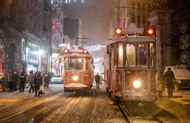 istanbul-kar