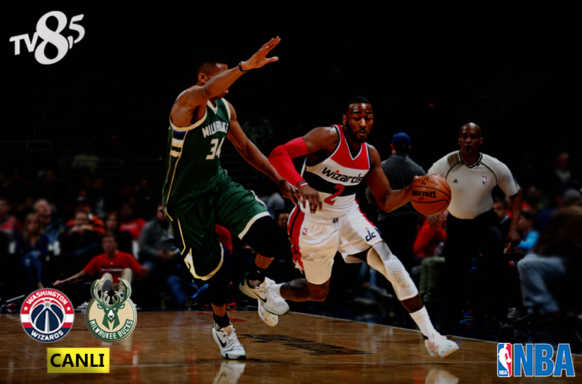 Washington Wizards – Milwaukee Bucks Maçı 08 Ocak Pazar 23.30'da canlı yayınla TV8,5'ta…