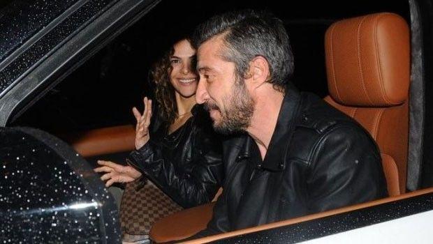 Oyuncu Gamze Topuz ile eski futbolcu Tümer Metin aşk yaşamaya başladı