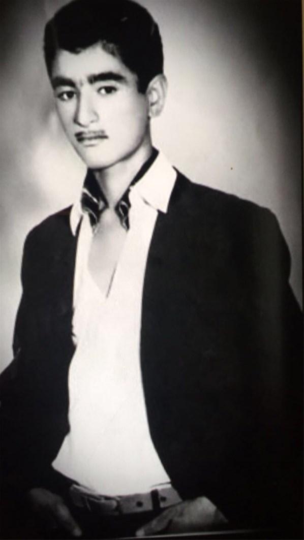 ibrahim tatlısesin 16 yaşındayken çekilen fotoğrafı yıllar sonra ortaya çıktı