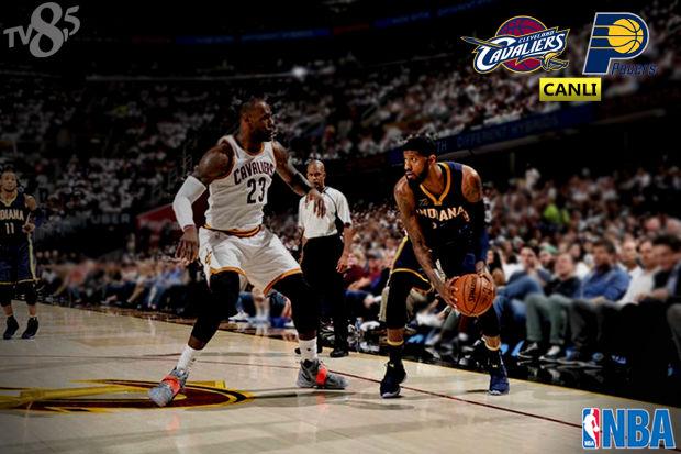 Indiana Pacers -Cleveland Cavaliers Karşılaşması 20 Nisan Perşembe 02.00'de Canlı Yayınla TV8,5'ta…  NBA Play-Off' un ilk turunun üçüncü maçında bu akşam Indiana Pacers ile Cleveland Cavaliers karşı karşıya gelecek.