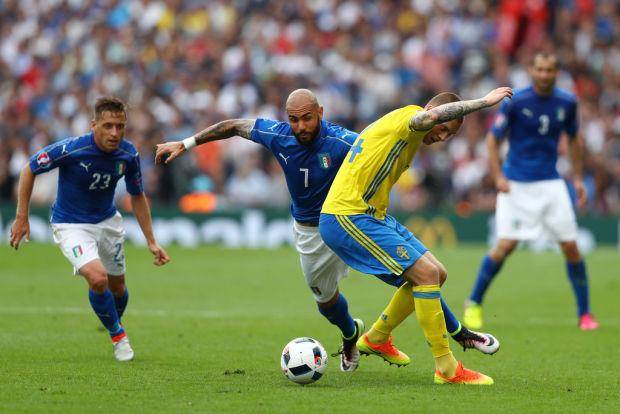 Dünya Kupası Avrupa Elemeleri Play-Off turunda dev mücadele... İsveç-İtalya karşılaşması 10 Kasım Cuma 22.45'te naklen TV8,5'ta...