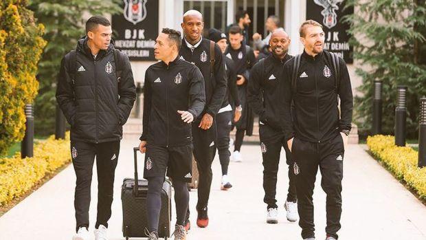 Beşiktaş'ın Bayern Münih ile oynayacağı Şampiyonlar Ligi maçı için kadrosu belli oldu...
