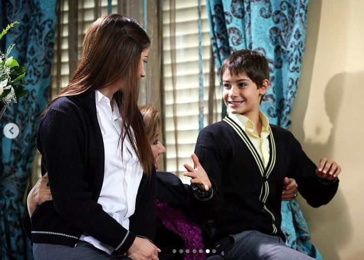 Aşk-ı Memnu dizisinde rol alan Batuhan Karacakaya'nın fotoğrafları