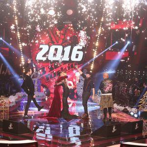 O Ses Türkiye'nin yeni yıl özel bölümünden kareler | O Ses Türkiye