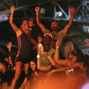 David Guetta konserinin perde arkası