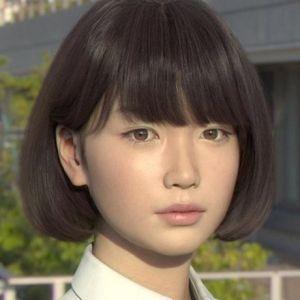 Japon kızı interneti salladı