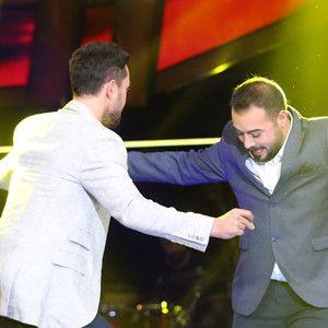 Murat Boz sahneyi adeta yıktı geçti!