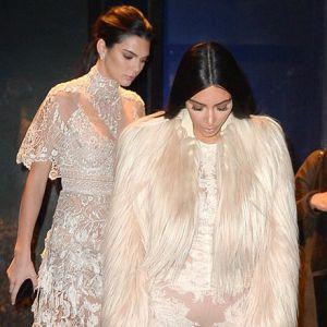 Kim Kardashian transparanlığı abarttı