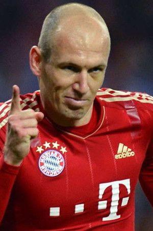 Arjen Robben transferi için sponsor bulundu!