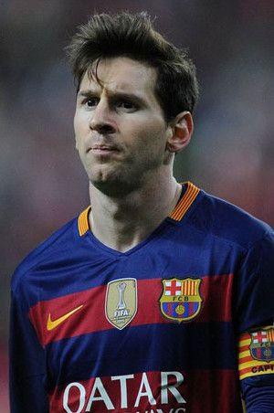 Lionel Messi hakim karşısına çıkıyor!