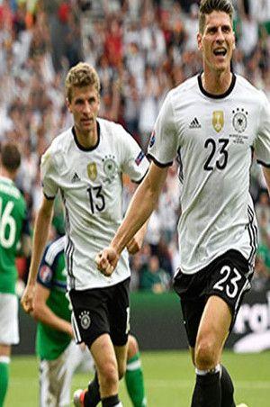 Almanya - Slovakya maçını canlı izle | TRT Spor Canlı İzle