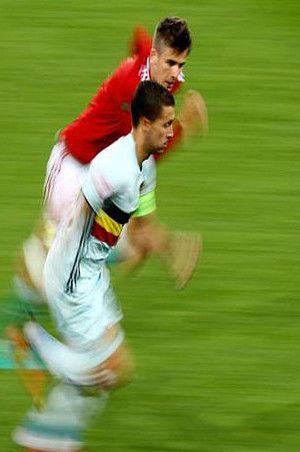 Macaristan - Belçika Maçı Sonucu: 0-4| Özet İzle