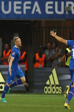 İngiltere - İzlanda Maçı Sonucu: 1-2| Özet İzle