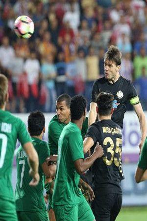 Osmanlıspor - Zimbru Maçı Sonucu: 5-0 | Özet İzle