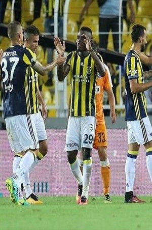 Grasshoppers: 0 Fenerbahçe: 2 | MAÇ ÖZETİ