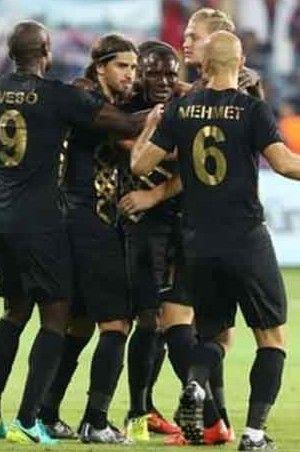 Osmanlıspor - Midtjylland maçı Beyaz Tv canlı izle - 25 Ağustos Avrupa Ligi rövanş