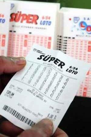 Süper Loto 25 Ağustos sonuçları bilet sorgula - MPİ