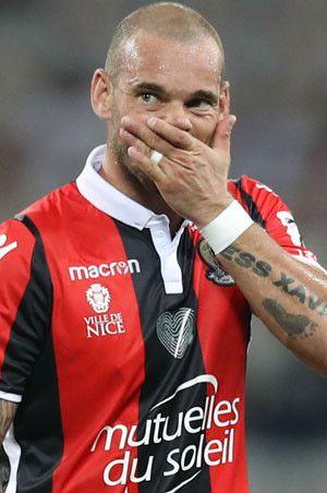 Wesley Sneijder hayatının şokunu yaşadı!