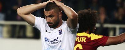 Trabzonspor sustu, kırmızı kartlar konuştu!