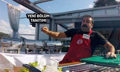 MasterChef Türkiye'de görünmez kaza! Bir anda yere yığıldı