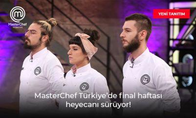 MasterChef Türkiye yeni bölüm tanıtımı