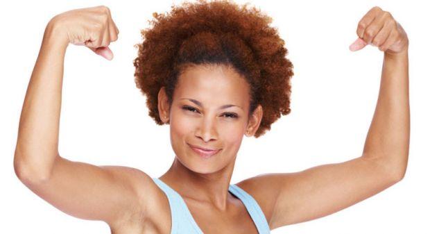 Bu yöntemle kendinizi çok güçlü hissedeceksiniz!