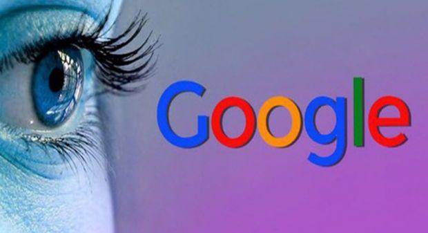 Google bu kez gözleri hedefledi