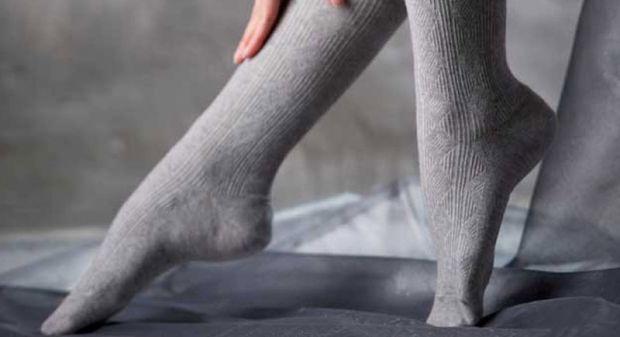 Eğer çorabınızı buzdolabında saklarsanız...