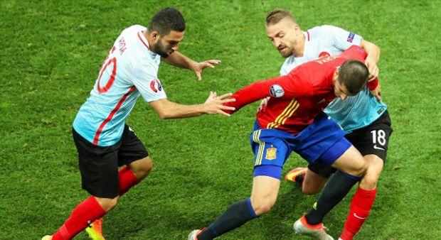 İspanya 3-0 Türkiye / Her şey son maça kaldı!