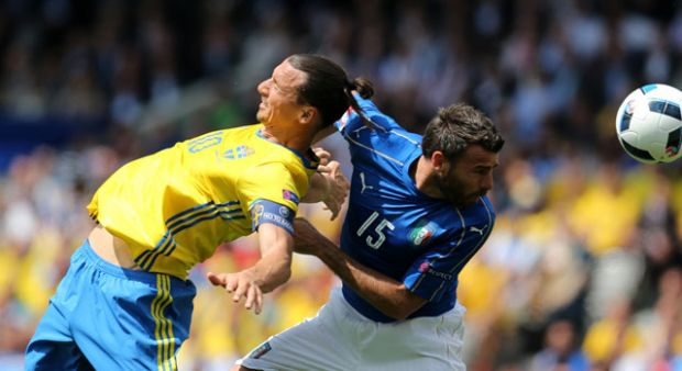 İtalya İsveç'i 88. dakikada yıktı