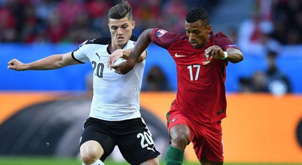 Ronaldo, Portekiz'i ateşe attı!
