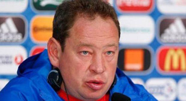 Rusya teknik direktörü Leonid Slutsky görevi bırakıyor!