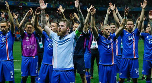 Olay yaratan İzlanda tezahüratının anlamı ortaya çıktı!