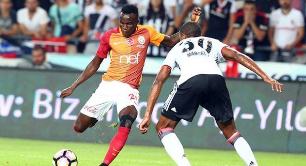 G.Saray:4 Beşiktaş:1   Maç Özeti