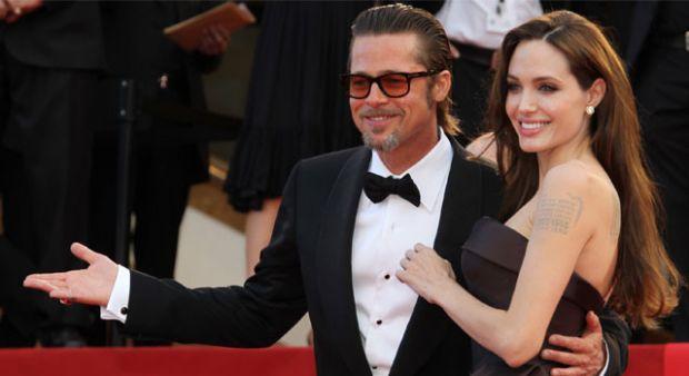 Angeline Jolie ve Brad Pitt çiftinin sırrı ortaya çıktı